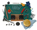 29 PIECE COMPREHENSIVE WATCH TOOL KIT FOR SWISS WATCH COLLECTORS