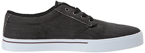 Etnies Jameson 2 Eco, Men's Skateboarding Shoes Black Dirty Wash