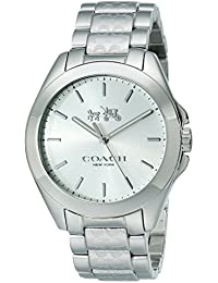 Women's 14502177 Tristen Signature Silver Tone Stainless Watch