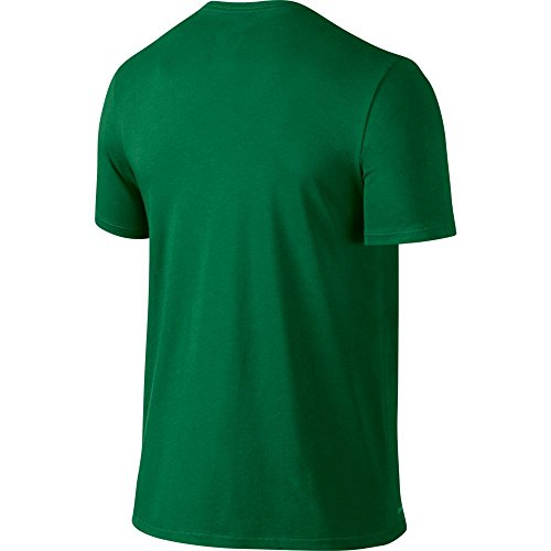 Bianco Nike Tee Maglietta Da Uomo M Verde rp8pwqI