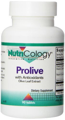 Nutricology Prolive with Antioxidants, Tablets, 90-Count Review