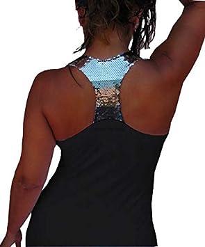 Vestido Padel Mujer. Espalda NADADORA con Lentejuelas Color Negro ...