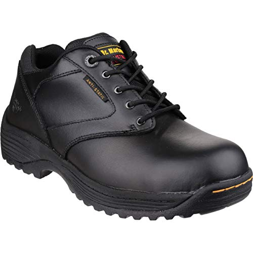 4 up Lined Textile 8 Dr Martens Lace 5 Safety 7 Footwear Black 3 Size 6 xq4v4awnCI