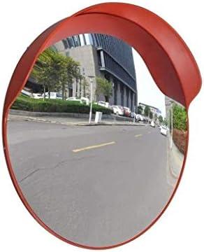 Geng カーブミラー 多機能広角レンズは、PCハイウェイ道路屋外は交通反射ガレージバンパーミラーを回します