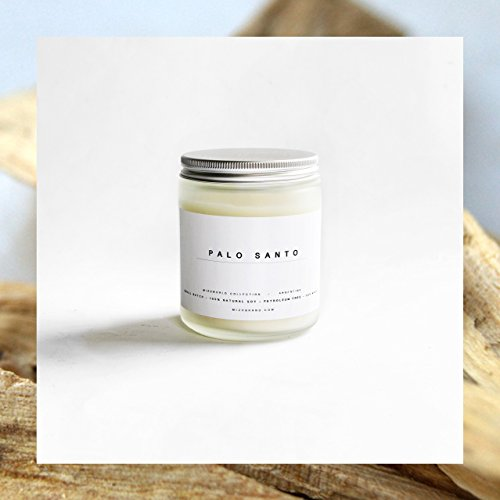 Palo Santo All-Natural Aromatherapy Candle