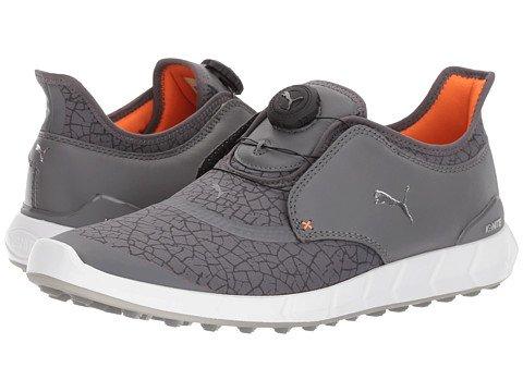 (プーマ) PUMA メンズゴルフシューズ靴 Ignite Disc Extreme [並行輸入品] B074RCH2SD 26.0 cm D - M Smoked Pearl