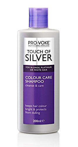 Touch Of Silver Daily Shampoo 200Ml
