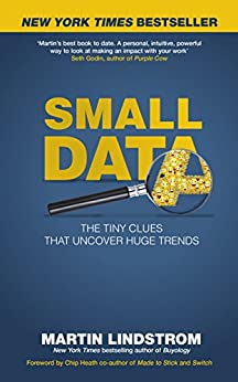 Small Data: The Tiny Clues That Uncover Huge Trends by [Lindstrom, Martin]