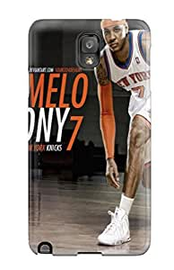 Galaxy Note 3 Case Slim [ultra Fit] Carmelo Anthony Protective Case Cover
