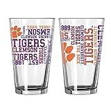 NCAA Sports Fan Beer Glasses