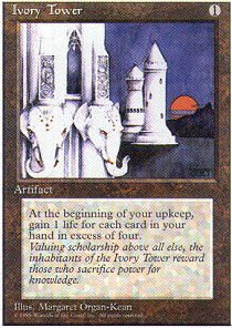 Magic: the Gathering - Ivory Tower - Fourth (Ivory Tower)