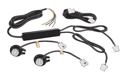 Federal Signal 416810-BB Twist-N-Lock Corner LEDs, Blue, LEDs by Federal Signal