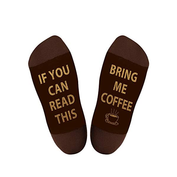 Funny Socks If You Can Read This Bring Me Novelty Dress Socks For Men Women Boys
