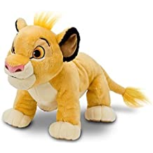 Disney The Lion King Simba Plush -- 11