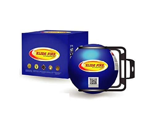 (Blue Mini ELIDE FIRE Extinguishing Ball Automatic Surveillance Firefighting 4