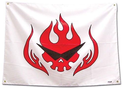 (GE Animation GE-8309 Gurren Lagann Flag)