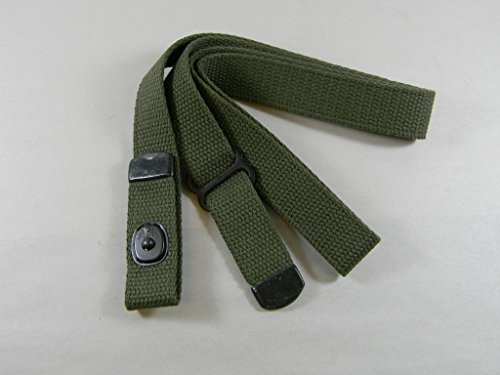SUPER DEAL! M1 Carbine Canvas O.D. Sling. NORTHRIDGE, used for sale  Delivered anywhere in USA