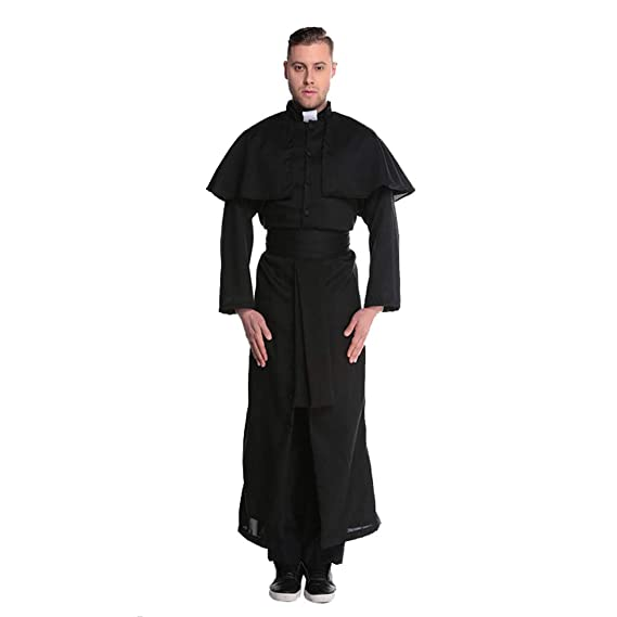 RMAMX Disfraz de Halloween Cos Jesucristo Jesucristo ...