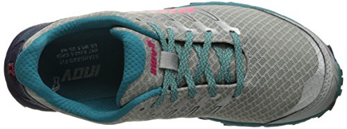 Inov U Runner Women's 8 250 Navy Silver Trailtalon™ Teal Trail 1IwWIqrp