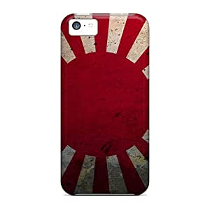 Hot LfJ21501SWia Japanese Naval Flag Cases Covers Compatible With Iphone 5c