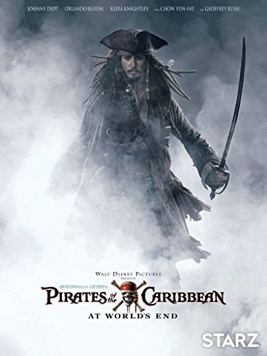 Pirates Of The Caribbean: At World's End (At The Movies)