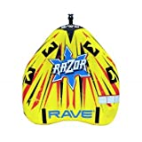 Best Outdoor Sport Tube Cutters - Rave Sports Cutter 2 Rider Inflatable Towable Tube Review