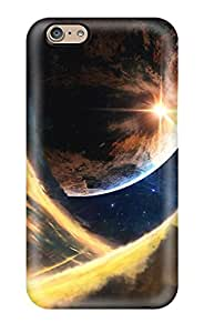 New Premium Flip Case Cover Planet's Conflict Skin Case For Iphone 6