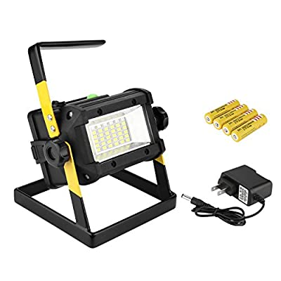 Qooltek LED Outdoor Working Light Emergency Lighting