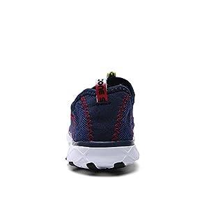 Quicksilk Women Quick Drying Mesh Slip On Water Shoes (9 B(M) US, Navy-B)