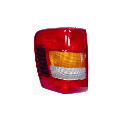 TYC 11-5276-90 Jeep Grand Cherokee Driver Side Replacement Tail Light Assembly