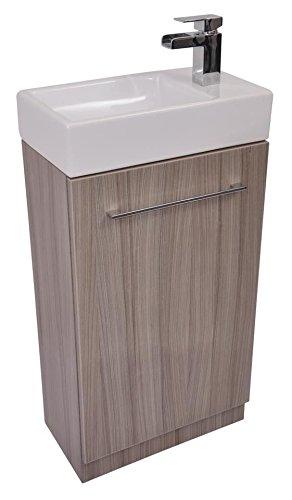 Bois flotté Vestiaire Meuble de salle de bain meuble lavabo ...