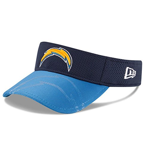 New Era San Diego Chargers Sideline Visor