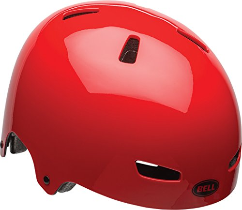 Bell Ollie Child Multisport Helmet, Machine Red
