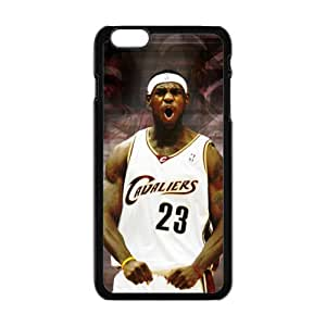 Sports&NBA Lebron James On Hard Case Cover Protector for Apple iPhone 6 Plus 5.5