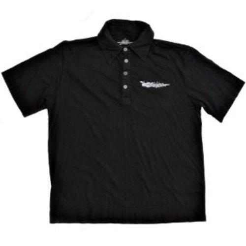 LA Air LineHerren Poloshirt