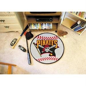 Fan Mats Pittsburgh Pirates Baseball Rug, 29