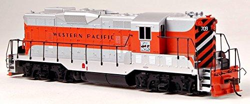 Bachmann Industries Western Pacific #709 EMD Gp7 DCC Equipped Diesel Locomotive