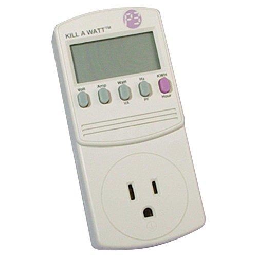 P3 P4400 Kill A Watt Electricity Usage Monitor consumer
