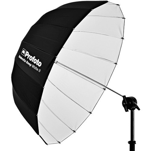 - Profoto 33 In. Deep Small Umbrella (White)
