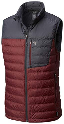 (Mountain Hardwear Dynothern Down Vest - Men's Smith Rock X-Large)