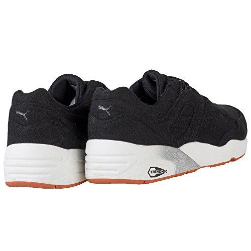 Puma - Zapatillas para hombre negro negro negro