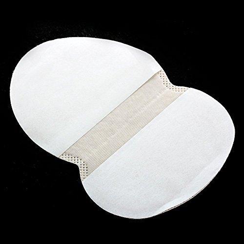 StillCool 200 piezas Hojas sudor Almohadillas de las axilas ...