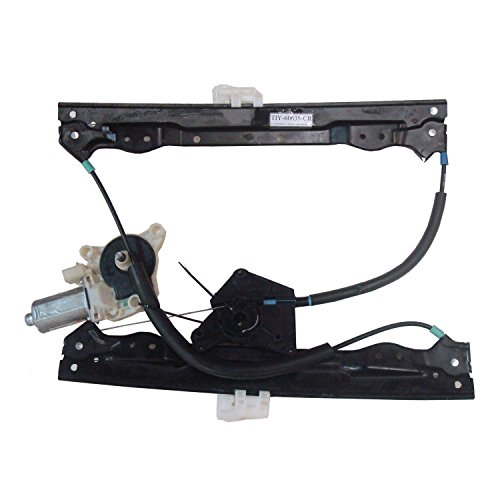 - TYC 660479 Chrysler Sebring Replacement Window Regulator (Front, Right)