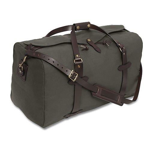 Medium Duffle Bag Color: Otter Green