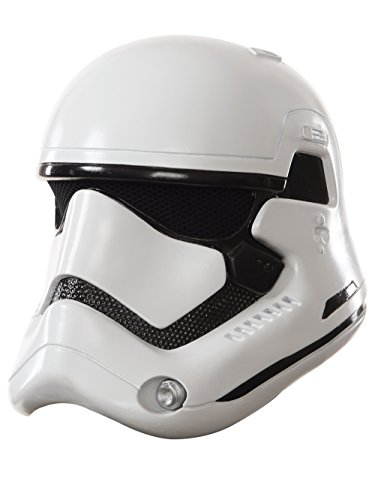 (Star Wars: The Force Awakens Child's Stormtrooper 2-Piece Helmet)