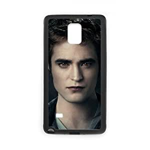LP-LG Phone Case Of Edward Cullen For samsung galaxy note 4 [Pattern-2]