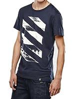 T-Shirt G STAR marine tendance homme