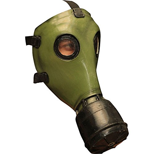 Gas Mask - Full Face (Gas Mask Girl Costume)