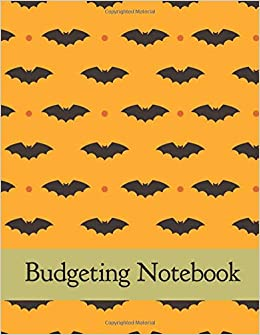 budgeting notebook personal money management with income list
