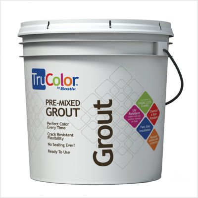 WHITE GROUT TRUCOLOR 9# BUCKET by Bostik (Image #2)